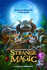 Strange Magic Movie Poster