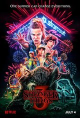 Stranger Things (Netflix) Poster