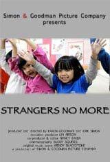 Strangers No More Movie Poster