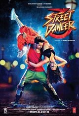 Street Dancer 3 (Hindi) Movie Poster