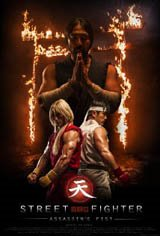 Street Fighter - Assassin's Fist: Season 1 Movie Poster Movie Poster