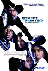 Street Fighter: The Legend of Chun-Li Movie Poster