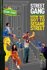 Street Gang: How We Got to Sesame Street Large Poster