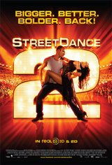StreetDance 2 3D Movie Poster