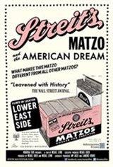Streit's: Matzo and the American Dream Movie Poster