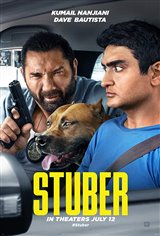 Stuber Movie Poster Movie Poster