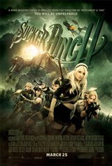 Sucker Punch Movie Poster