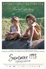Summer 1993 Movie Poster