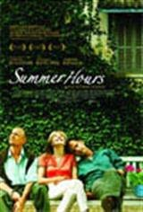 Summer Hours Movie Poster