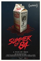 Summer of '84 Affiche de film