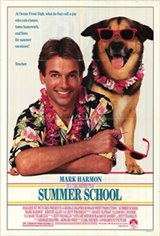Summer School Movie Poster Movie Poster
