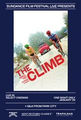 SUNDANCE FILM FESTIVAL LIVE Presents THE CLIMB Affiche de film
