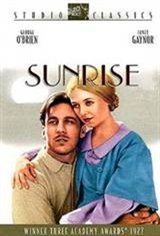 Sunrise: A Song of Two Humans Movie Poster