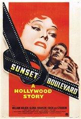 Sunset Boulevard Large Poster