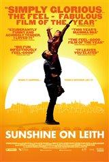 Sunshine on Leith Movie Poster