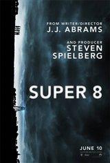 Super 8 (v.f.) Movie Poster