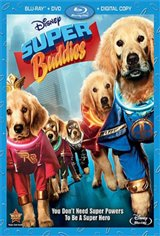 Super Buddies Movie Poster