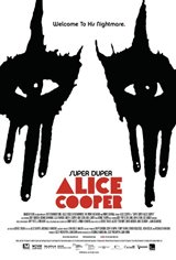 Super Duper Alice Cooper Movie Poster