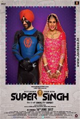 Super Singh Movie Poster