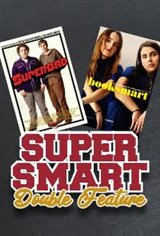 Super Smart Double Feature Large Poster