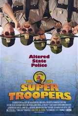 Super Troopers Movie Poster Movie Poster