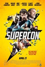 Supercon Large Poster