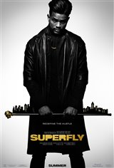 SuperFly Affiche de film