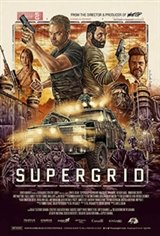 SuperGrid Affiche de film