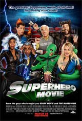 Superhero Movie Movie Poster Movie Poster