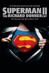 Superman II: The Richard Donner Cut Movie Poster