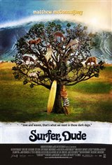 Surfer, Dude Movie Poster Movie Poster