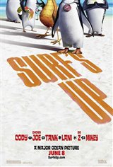 Surf's Up Movie Poster