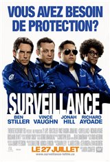 Surveillance Movie Poster