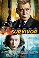 Survivor Movie Poster
