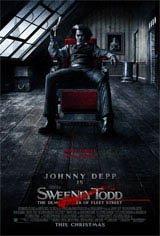 Sweeney Todd: The Demon Barber of Fleet Street Movie Poster