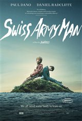 Swiss Army Man (v.o.a.) Affiche de film