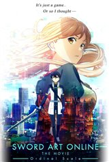 Sword Art Online The Movie: Ordinal Scale Movie Poster