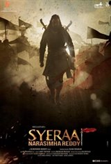 Sye Raa Narasimha Reddy (Hindi) Affiche de film