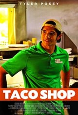 Taco Shop Large Poster
