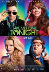 Take Me Home Tonight Large Poster