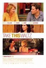 Take This Waltz Movie Poster Movie Poster