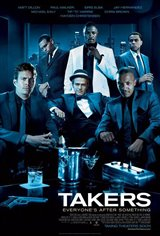 Takers Movie Poster Movie Poster