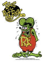 Tales of the Rat Fink Movie Poster