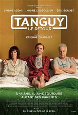 Tanguy is Back Movie Poster