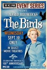 TCM Presents The Birds Movie Poster