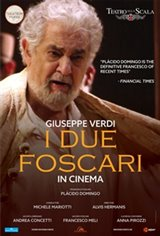 Teatro alla Scala: I Due Foscari Movie Poster