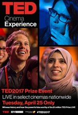 TED Cinema Experience: Prize Event Movie Poster