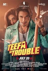 Teefa In Trouble Affiche de film
