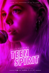 Teen Spirit Movie Poster Movie Poster