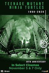Teenage Mutant Ninja Turtles (1990) 30th Anniversary Large Poster